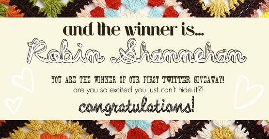 Twitter-winner