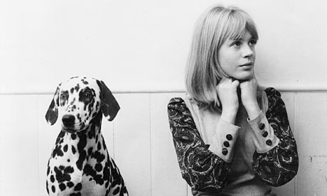 marianne faithfull come and stay with me