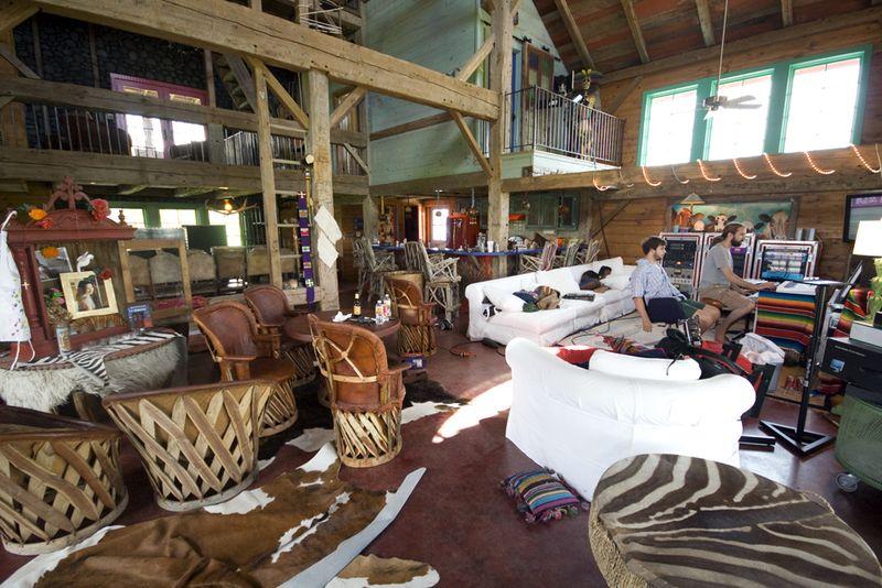 Barn-studio
