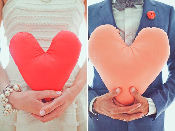 5-stuffed-fabric-hearts
