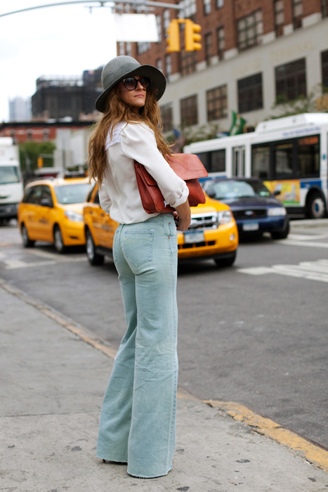 The Sartorialist: On the Street….Ninth Ave