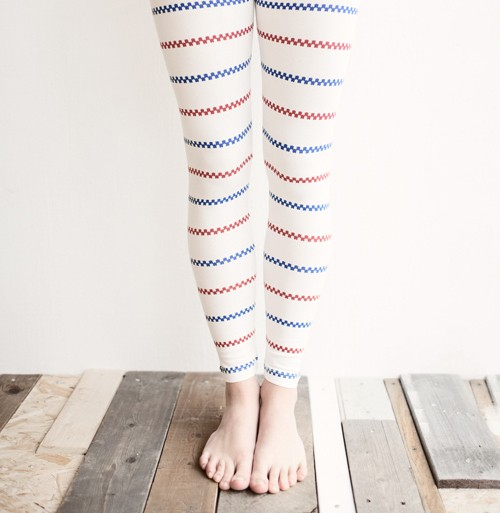Tights-offwhite