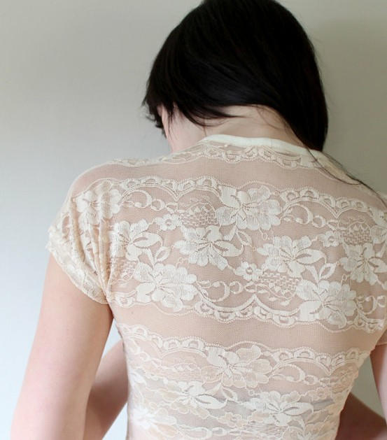 English-lace-sheer-v-neck-shirt-small