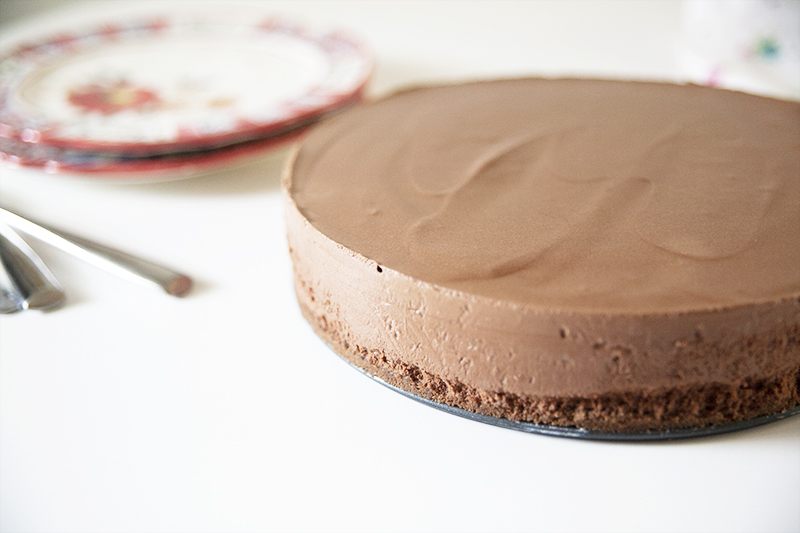 Bittersweet Chocolate Mousse Recipes — Dishmaps