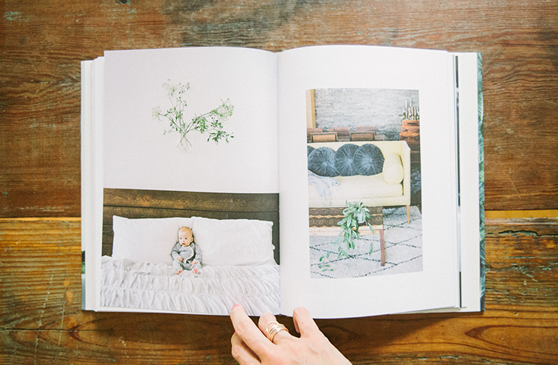 A beautiful book bleubird blog for The kinfolk table